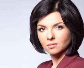 Телеведуча Рена Назарова йде в народні депутати від партії «УДАР»