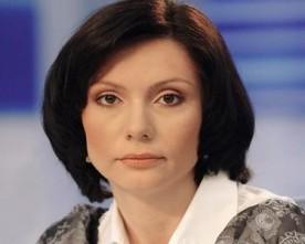 Олена Бондаренко заявила, що журналісти блокують інформацію про Партію регіонів