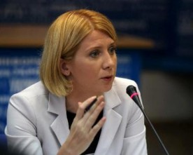 Дарія Чепак закликає максимально сприяти ЗМІ у висвітленні виборів