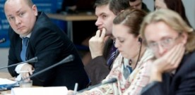 Міжнародні спостерігачі занепокоєні залякуванням журналістів під час виборів і ситуацією з ТВі