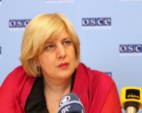 ОБСЄ закликає забезпечити нормальну роботу журналістів у висвітленні «кризи в Україні»