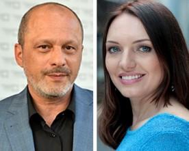 «Національні дебати» на Першому вестимуть Мирослава Гонгадзе та Зураб Аласанія