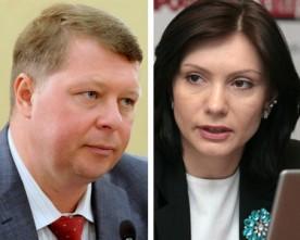 Народні депутати Олена Бондаренко і Олександр Голуб вирішили не балотуватися до парламенту