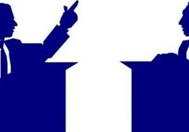 Перший організовує виборчі дебати політичних партій, що йдуть у Верховну Раду