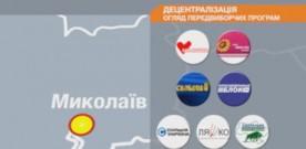 Незалежна асоціація телерадіомовників підготувала сюжети з аналізом перевиборчих програм