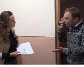 На Косівщині представники кандидата намагались не допустити виходу матеріалу в газеті (ВІДЕО)