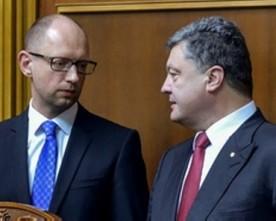 Звернення Порошенка і Яценюка у «день тиші» були передвиборною агітацією – міжнародні експерти