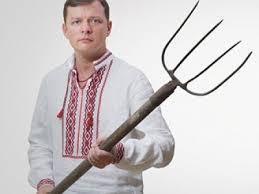 Від партії Олега Ляшка в депутати ідуть п'ять медійників, в тому числі і Марк Гресь
