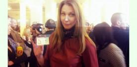 Ользі Черваковій не вдалось натиснути кнопку, обираючи Яценюка прем'єром