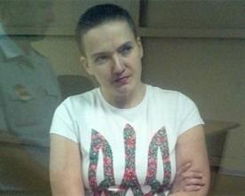 ЦВК зареєструвала Надію Савченко народним депутатом