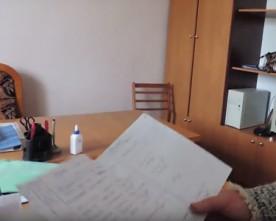 Журналісту «Опори» перешкоджали в приміщенні виборчої дільниці на Рівненщині