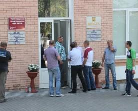 На конференцію «Опозиційного блоку» в Кіровограді не пустили журналістів деяких ЗМІ