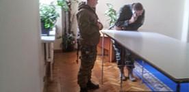 Під час реєстрації Олександра Вілкула автоматники виштовхали журналіста з ТВК