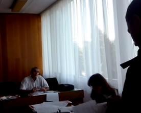 У Тернополі голова виборчої комісії відмовився надати журналісту інформацію