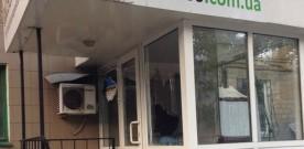 У Красноармійську скоєно напад на редакцію сайту 06239 (ФОТО, ВІДЕО)