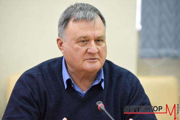 Євген Бистрицький, голова ініціативи «Виборча Рада UA»