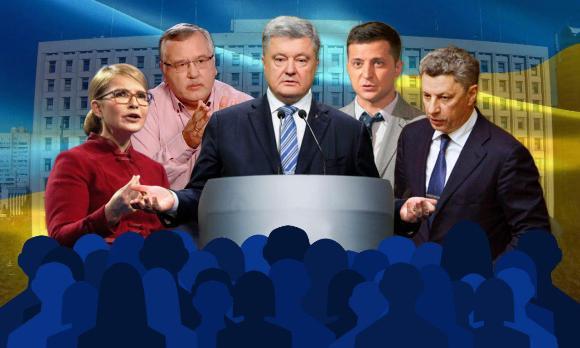Вибори онлайн: як топ-10 новинних сайтів висвітлюють президентські вибори