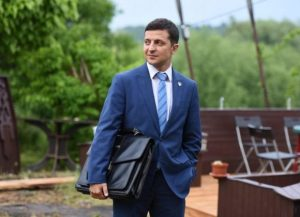 Зеленський прийде на ефір «1+1»
