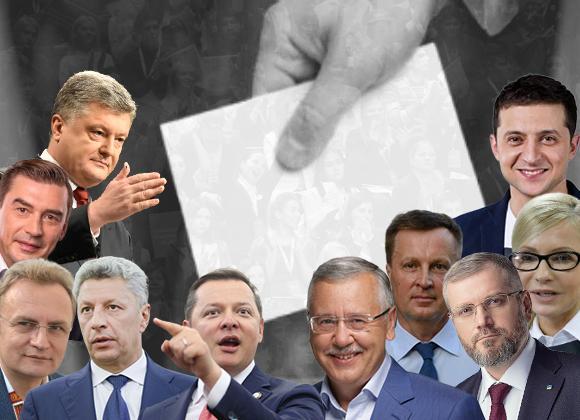Детектор виборів. Головні тенденції інфопростору 11 — 17 лютого 2019 року