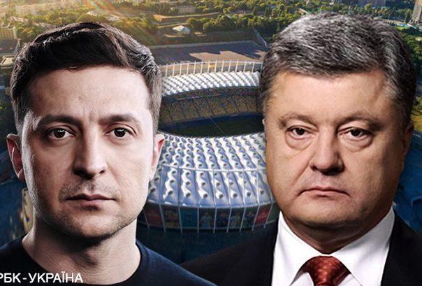 Дебати на стадіоні модеруватимуть Фроляк і Куликов (ОНОВЛЕНО)