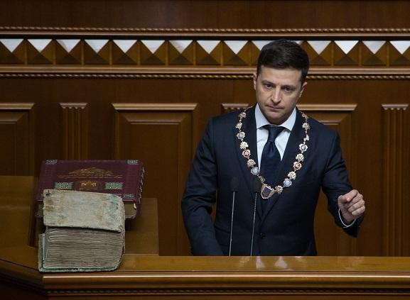 Указ президента про розпуск Верховної Ради надрукували в «Урядовому кур'єрі»