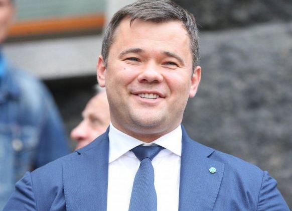 Зеленський призначив Андрія Богдана главою АП