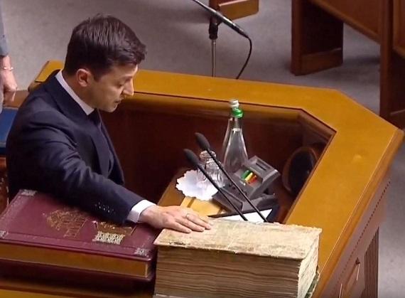 Зеленський заявив про розпуск Верховної Ради (ДОПОВНЕНО)