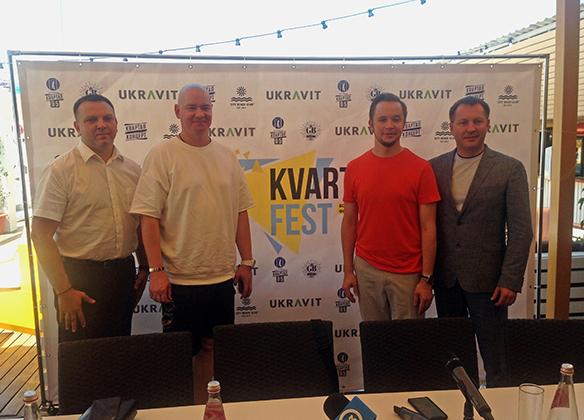 «Кварталівці» не виключають участь кандидатів у депутати на фестивалі KvartalFest