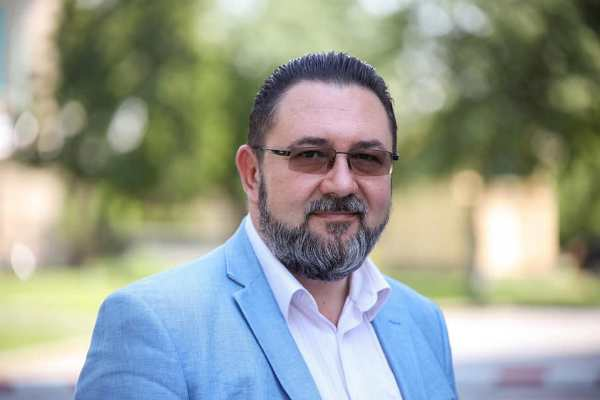 Микита Потураєв очолив осередок «Слуги народу» на Кіровоградщині