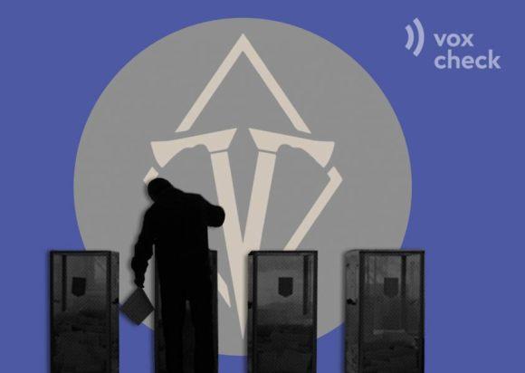 VoxCheck перевірила на доброчесність кандидатів на місцеві вибори від партії «Демократична сокира»
